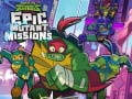 Игра Rise of theTeenage Mutant Ninja Turtles Epic Mutant Missions