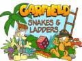 Permainan Garfield Snake And Ladders
