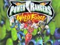 Игра Power Rangers Wild Force