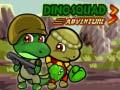 Игра Dino Squad Adventure 3