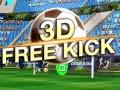 Spēle 3D Free Kick