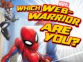 Ігра Marvel Which Web-Warrior are You?