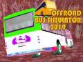 Mäng Offroad Bus Simulator 2019