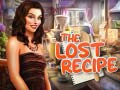 Mäng The Lost Recipe