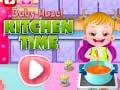 Игра Baby Hazel Kitchen Time