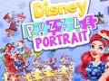 Игра Disney Puzzle Portrait