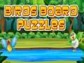 Ігра Birds Board Puzzles