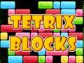 Game Tetrix Blocks