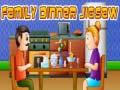Ойын Family Dinner Jigsaw