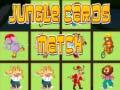 Ойын Jungle Cards Match