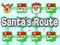 Ойын Santa's Route