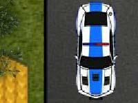 Игра Police car parking 3