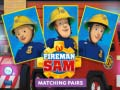Ойын Fireman Sam Matching Pairs