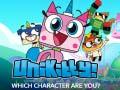 Ойын Unikitty Which Character Are You