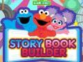 Ойын Sesame Street Storybook Builder