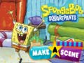 Spel Spongebob squarepants make a scene
