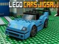 Ойын Lego Cars Jigsaw