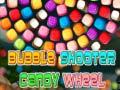 Spel Bubble Shooter Candy Wheel