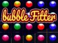 Ойын Bubble Fitter