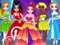 Ойын Princesses Trendy Social Networks