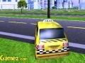 Игра 3d Taxi Racing
