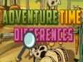 Игра Adventure Time Differences