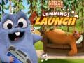 Игра Grizzy & The Lemmings Lemmings Launch