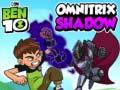 Игра Ben 10 Omnitrix Shadow