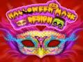 Игра Halloween Mask Design