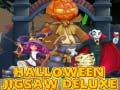 Игра Halloween Jigsaw Deluxe