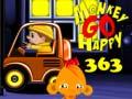 Игра Monkey Go Happly Stage 363
