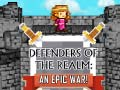 Ігра Defenders of the Realm: An Epic War!