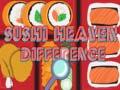 Ігра Sushi Heaven Difference