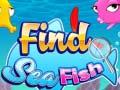 Ігра Find Sea Fish