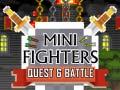 Игра Mini Fighters Quest & battle