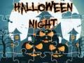 Ігра Halloween Night Jigsaw