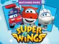 Ігра Super Wings Matching Pairs