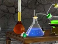 Игра Magic laboratory