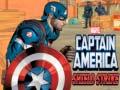 Spel Marvel Captain America Shield Strike