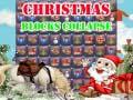 Ігра Christmas Blocks Collapse