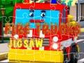 Ігра Fire Truck Jigsaw
