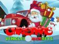 Игра Christmas Vehicles Hidden Keys