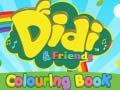 Permainan Didi and Friends Coloring Book