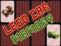 খেলা Lego Car Memory