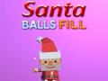 Permainan Santa Balls Fill