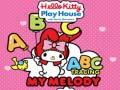 խաղ Hello Kitty Playhouse MyMelody ABC Tracing