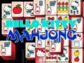 Permainan Hello Kitty Mahjong