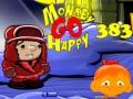Игра Monkey Go Happly Stage 383