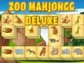 Spel Zoo Mahjongg Deluxe
