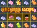 Joc Epic Jungle Escape